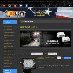 Buy Online Golf Cart LED Lights