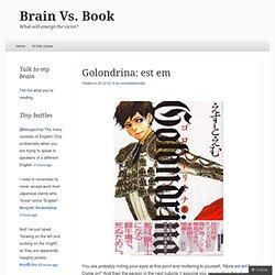 Golondrina: est em