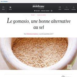 Le gomasio, une bonne alternative au sel - Cuisine / Madame Figaro