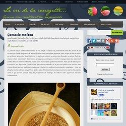 Blog de cuisine bio
