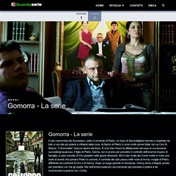 Gomorra – La serie in streaming