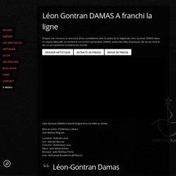 Léon Gontran DAMAS A franchi la ligne ‹ Cie AWA