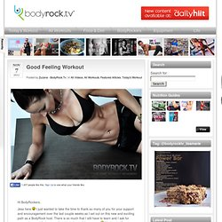 Fitness Advice, Workout Videos, Health & Fitness