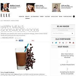 Good Mood Foods – ELLE