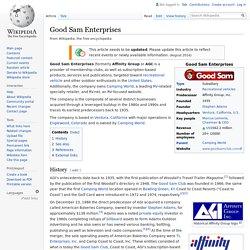 Good Sam Enterprises