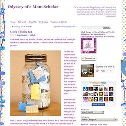 Odyssey of a Mom Scholar