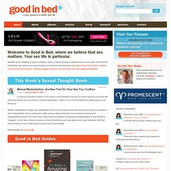 Good in Bed - Your Guide to a Better Sex Life