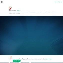 Popcorn Time - Watch torrent movies instantly