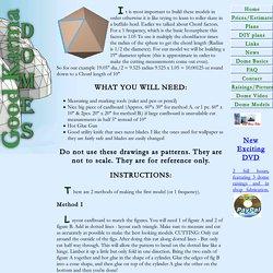 GoodKarmaDomes - 1 Freq. Model Making