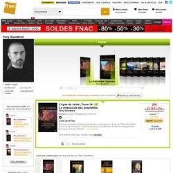 Terry Goodkind : biographie et tous les livres