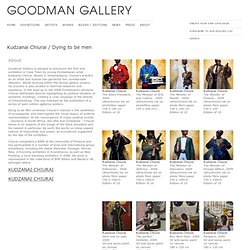 GOODMAN GALLERY : exhibitions