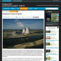 Nucléaire : le jour d'après
