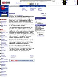 1998 Google!