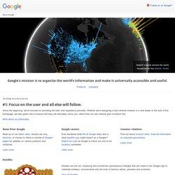 À propos de Google