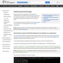Drive Android API