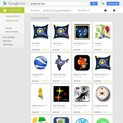 sky map - Google Play