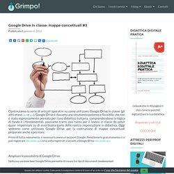 Google Drive in classe: mappe concettuali #3 - GRIMPO!
