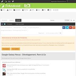 FRandroid - Galaxy Nexus