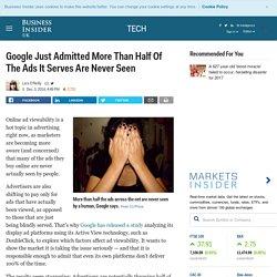 La_pubblicità_online_funziona_?_Google Display Ad Viewability Study