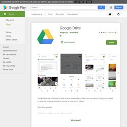 Drive - Apps on Google Play