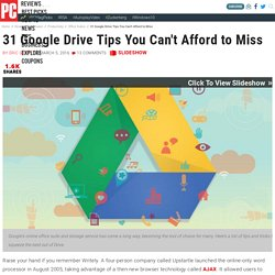 31 Google Drive Tips You Can't Afford to Miss - Collaborate Well with Others