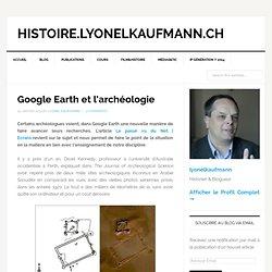 Google Earth et l'archéologie
