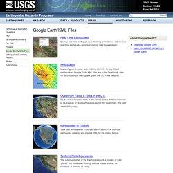 Google Earth/KML Files