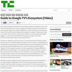 Guide to Google TV's Ecosystem [Video]