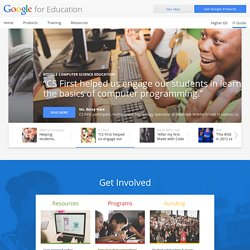 Google for Education: