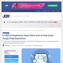Google Page Experience : Le SEO et l'expérience client réunis