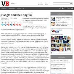 Venture Beat Contributors & Google and