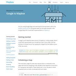Google to Mapbox