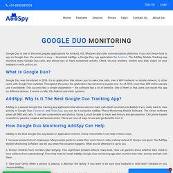 Google Due Monitoring App