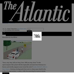 Is Google Making Us Stupid? - The Atlantic (July/August 2008) -