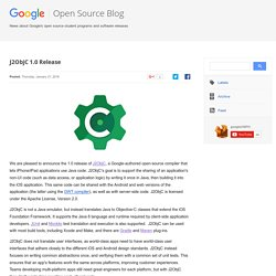 Google Open Source Blog