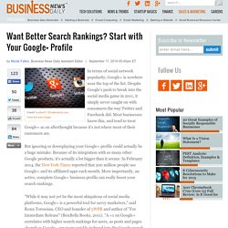 Google Plus: Tips for Small Businesses