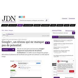 Google+, un réseau qui ne manque pas de potentiel - Créer page Google+