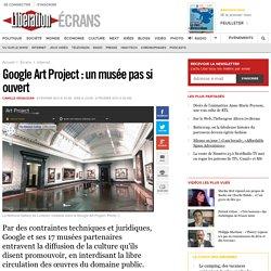 Google Art Project : un mus?e pas si ouvert