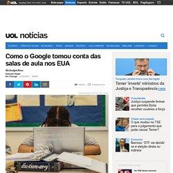 Como o Google tomou conta das salas de aula nos EUA - The New York Times - UOL Notícias