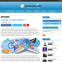 Google Travel Guide ?