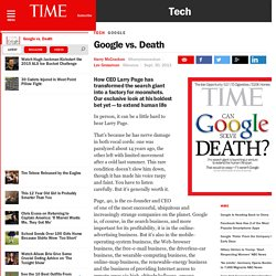 Google vs. Death