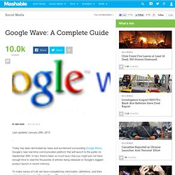Google Wave: A Complete Guide