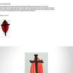 Googlematism - Ole Fach, 2014