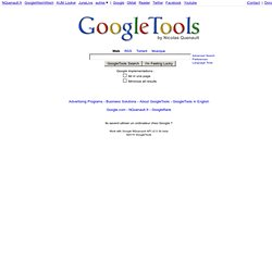 GoogleTools v2.0.9 beta