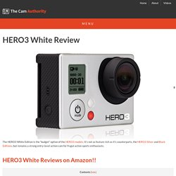 2014 GoPro Hero 3 White Edition Review