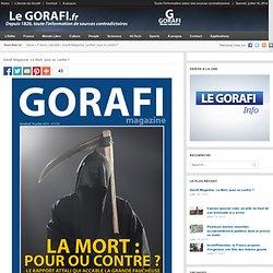 Gorafi Magazine: La Mort, pour ou contre ?