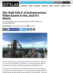 A Gorgeous First-Person Video Game About Infrastructure Is Now Out on Steam