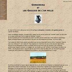 Gorgobina et les Gaulois de l'an mille