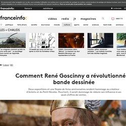 Comment René Goscinny a révolutionné la bande dessinée