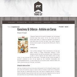 Goscinny & Uderzo – Astérix en Corse